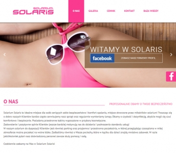 SOLARIUM SOLARIS